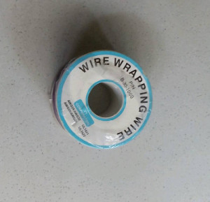 Wrapping Wire use in Circuit board reapir